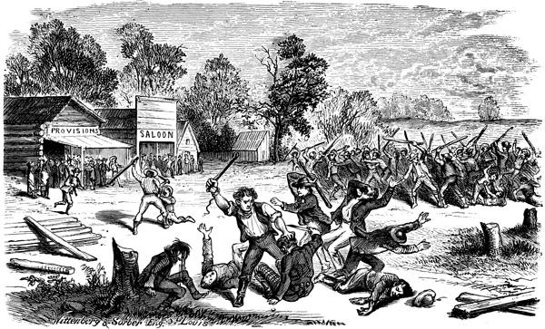 historia mormona