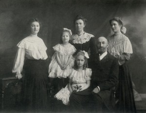 Heber J. Grant y familia