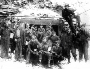 Inmigrantes mormones del comienzo del siglo XIX